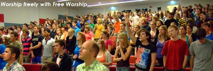 Worship freely with FreeWorship